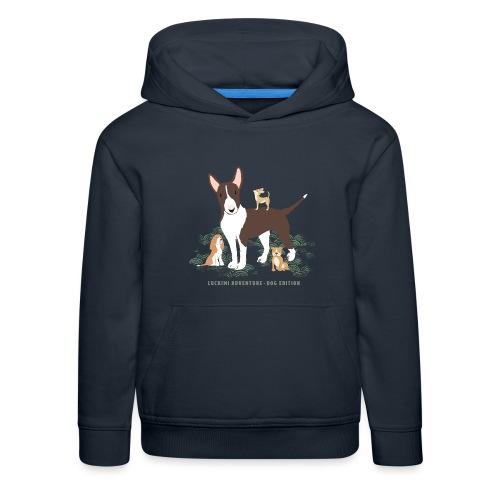 Dog edition Children - Kids' Premium Hoodie