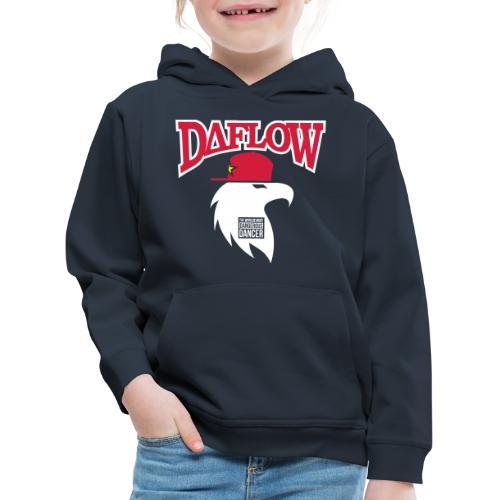 DANCER'S DAFLOW EAGLE EMBLEM - Kinder Premium Hoodie