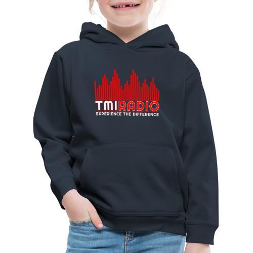 NEW TMI LOGO RED AND WHITE 2000 - Kids' Premium Hoodie