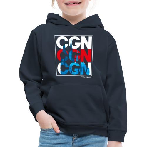 CGN x3 - Kinder Premium Hoodie