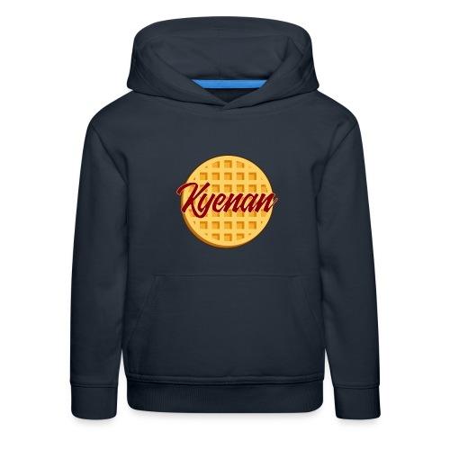 Collection EGGO WAFFLES Kyenan - Pull à capuche Premium Enfant
