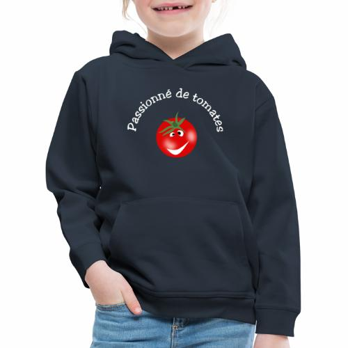 Tomate rouge 2 - Kids' Premium Hoodie