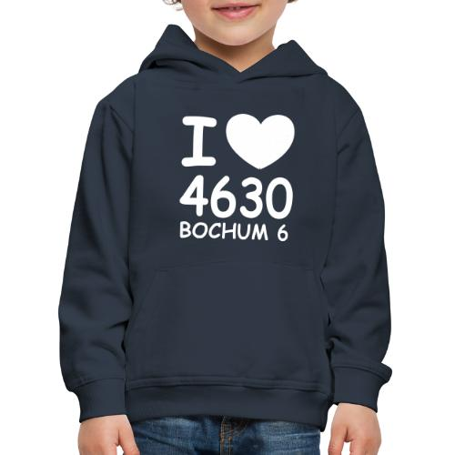 I ♥ 4630 BOCHUM 6 - Kinder Premium Hoodie