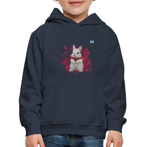 Chic Bunny - Kids' Premium Hoodie