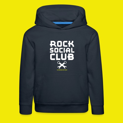 ROCK SOCIAL CLUB - LIMITED EDITION - Pull à capuche Premium Enfant