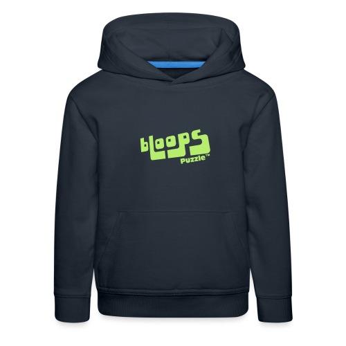 Women's Organic Tank Top bLoops Puzzle™ - Felpa con cappuccio Premium per bambini