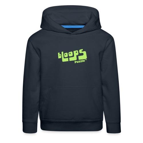 Women's Organic Tank Top bLoops Puzzle™ - Bluza dziecięca z kapturem Premium