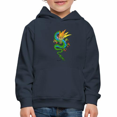 valériane - Pull à capuche Premium Enfant