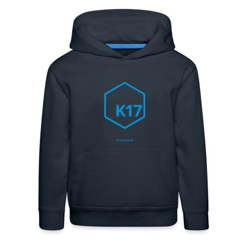 k17 - Kinder Premium Hoodie