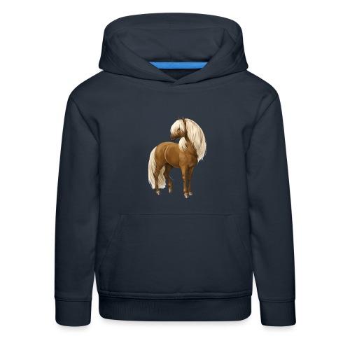 Pony Hengst - Kinder Premium Hoodie