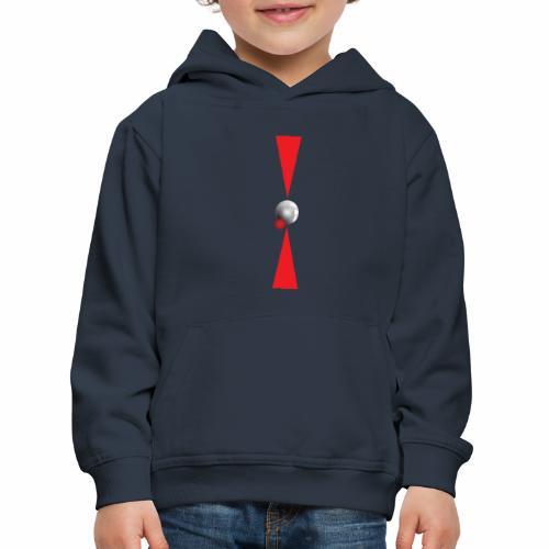 Petanque Minimalisme - Pull à capuche Premium Enfant