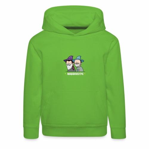 Marabouch'pic - Pull à capuche Premium Enfant