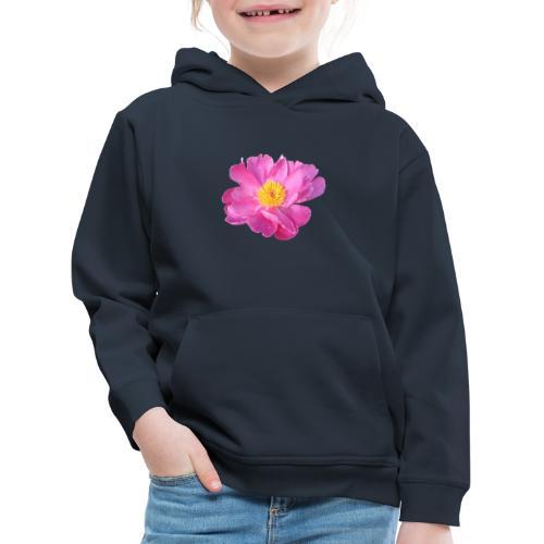 TIAN GREEN - PfingstRose - Kinder Premium Hoodie
