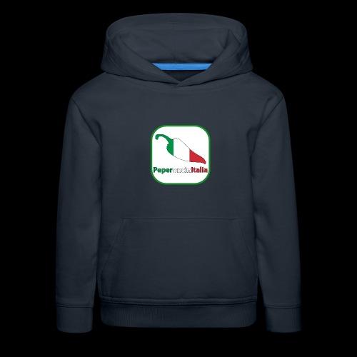 T-Shirt unisex classica. - Felpa con cappuccio Premium per bambini