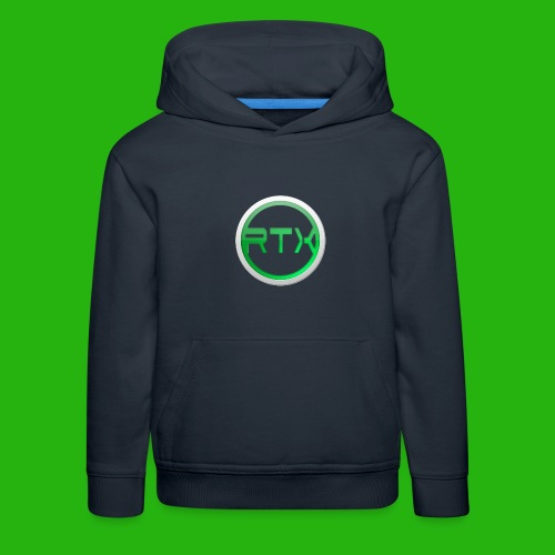 Logo SnapBack - Kids' Premium Hoodie