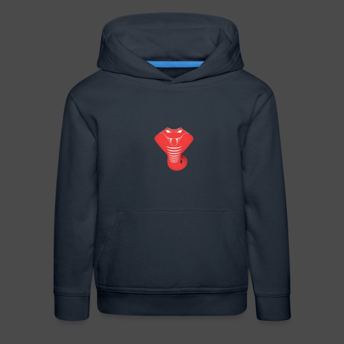 Just Some Bass snake png - Kids' Premium Hoodie