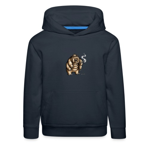 Smokey the Water Bear - Kids' Premium Hoodie