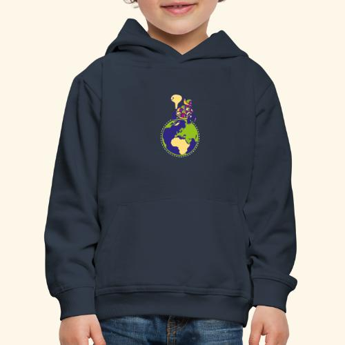 Anton Schildkröte 2 - Kinder Premium Hoodie