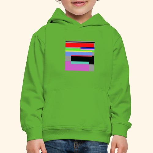 Artistico27 - Felpa con cappuccio Premium per bambini