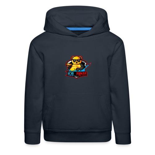 Pandas Loga - Premium-Luvtröja barn