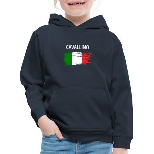 Cavallino Fanprodukte - Kinder Premium Hoodie