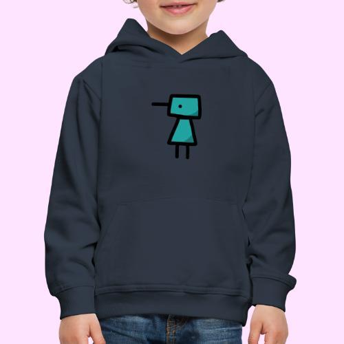 Tank Noot - Premium hættetrøje til børn