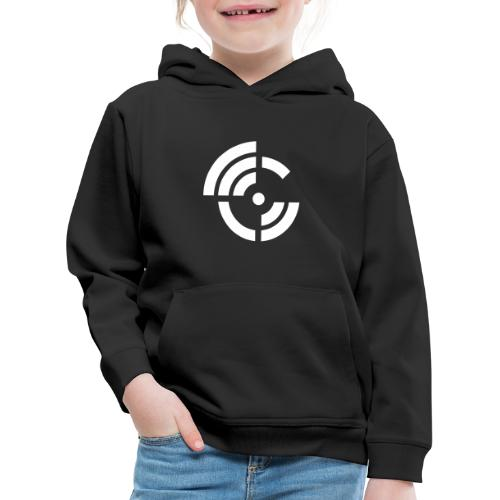 electroradio.fm logo - Kids' Premium Hoodie