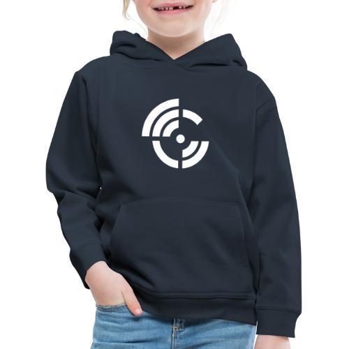 electroradio.fm logo - Kinder Premium Hoodie