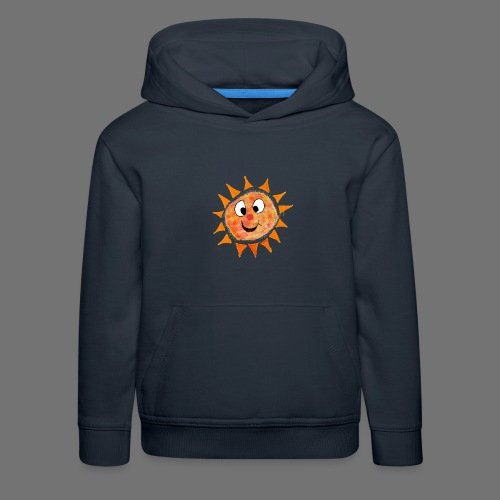 Sonne - Kinder Premium Hoodie