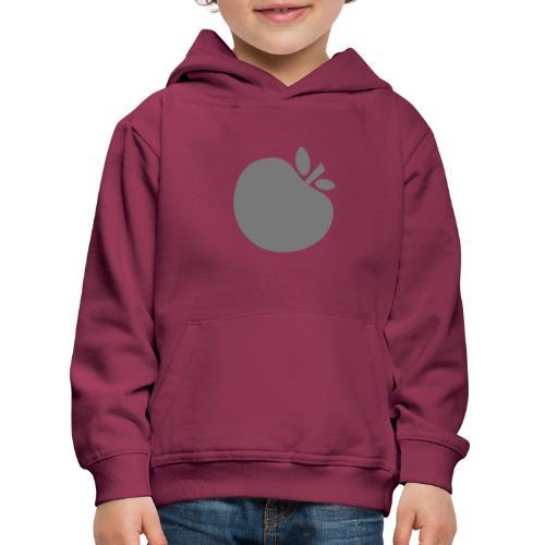 Mela - Felpa con cappuccio Premium per bambini