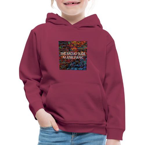 Manic Panic - Design 1 - Kids' Premium Hoodie