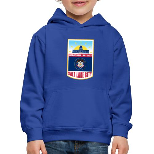 Utah - Salt Lake City - Kids' Premium Hoodie