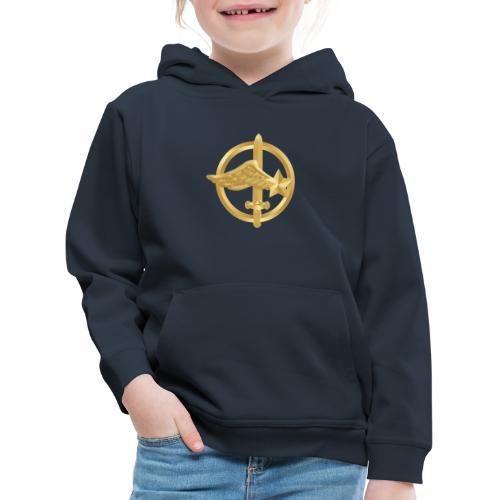 coylogo png - Pull à capuche Premium Enfant