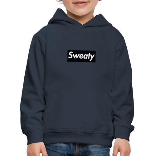 sweaty logo - Kinder Premium Hoodie