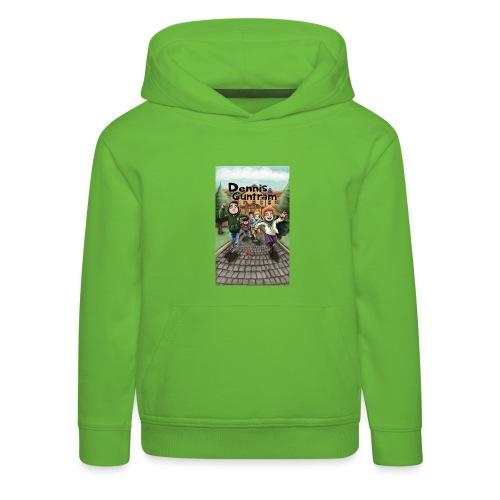 DuG-Band1-Kurztitel - Kinder Premium Hoodie