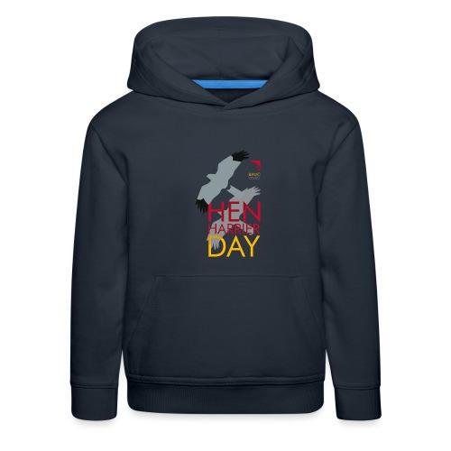 BAWC Hen Harrier Day Men's Sweatshirt - Kids' Premium Hoodie