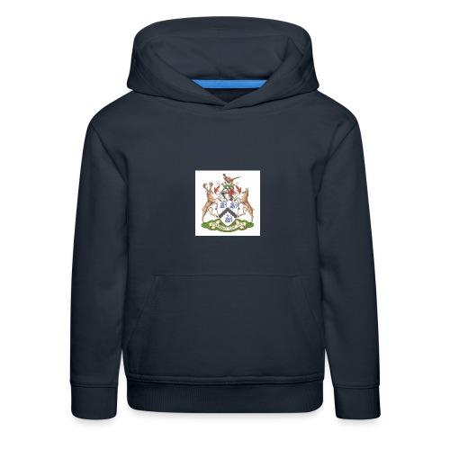 WCC Crest - Kids' Premium Hoodie