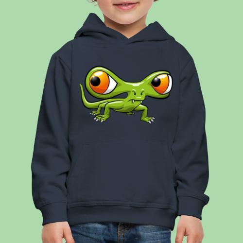Monster Echse - Kinder Premium Hoodie