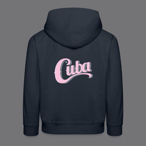 CUBA VINTAGE Tee Shirt - Kids' Premium Hoodie