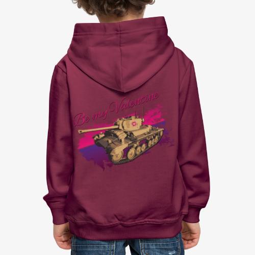 Be my Valentine Tank - Kinder Premium Hoodie