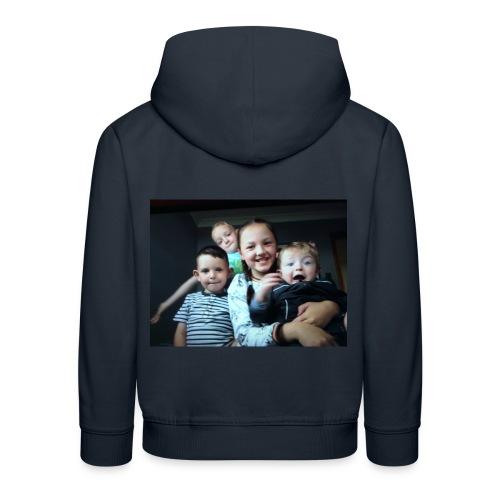 Riley & Alys - Kids' Premium Hoodie