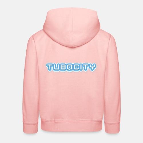 Tubocity Logo - Kids' Premium Hoodie