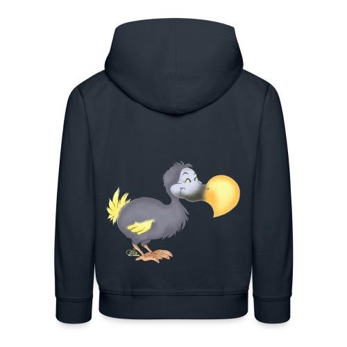 Dropsiger Dodo - Kinder Premium Hoodie