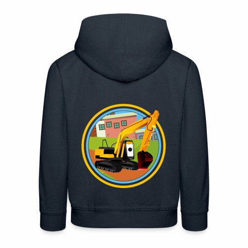 Diggy T Shirt - Kids' Premium Hoodie