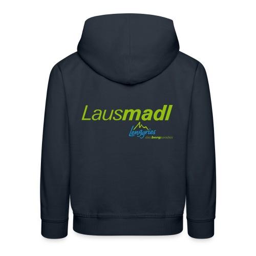 Lausmadl 2 Kinder - Kinder Premium Hoodie