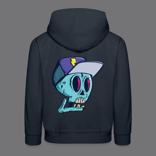 Death Tee Shirts - Kids' Premium Hoodie