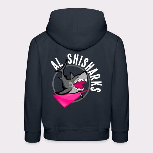 Al Shisharks Kapuzenjacke, Herren - Kinder Premium Hoodie