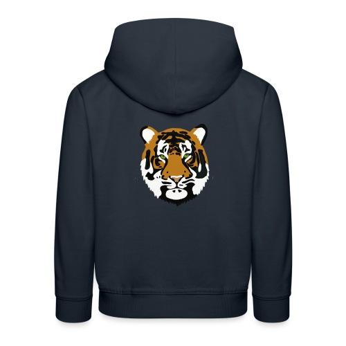 Tiger - Kinder Premium Hoodie