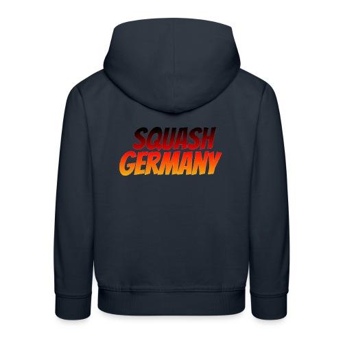 Squash Germany - Lasten premium huppari