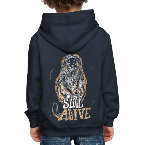 Still alive - Kids' Premium Hoodie